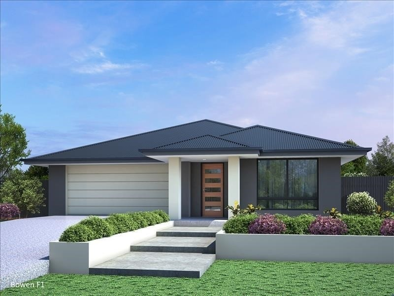Single storey Bowen 185 - F1 House by Integrity New Homes