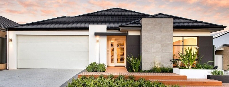 Single storey The Ashburton House by Commodore Homes
