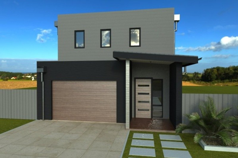 3 beds, 2.5 baths, 2 cars, 28.10 square facade