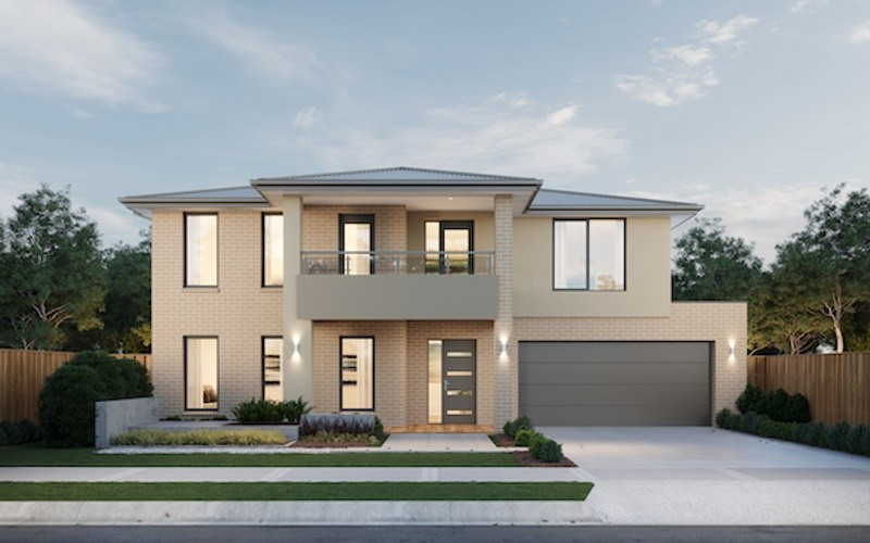 5 beds, 6 baths, 2 cars, 50.40 square facade