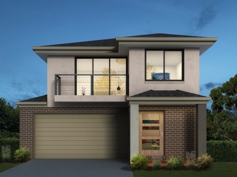 Double storey The Kingston House by Cavalier Homes