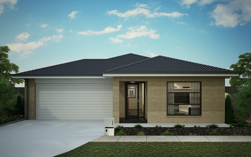 Single storey Silve 202 House by Omnia Homes