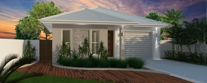Single storey Trinity 167 House by Jazz Homes