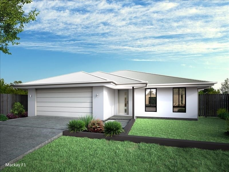 Single storey Mackay 230 - F1 House by Integrity New Homes