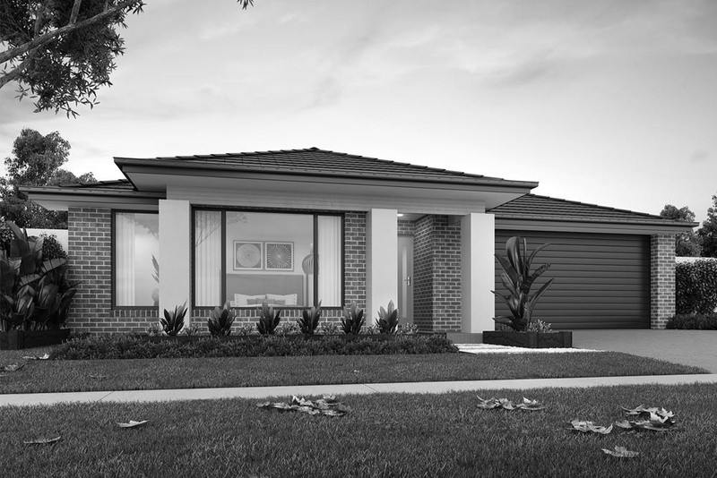 Single storey Robinson 24 House by First-Place