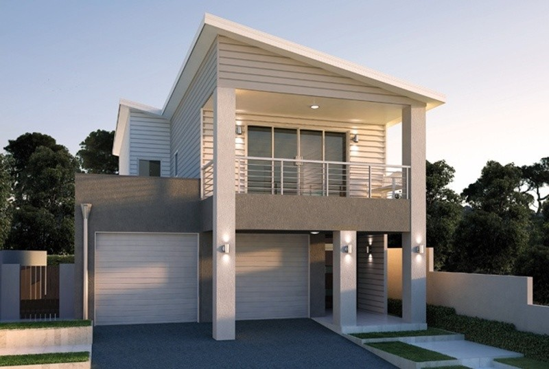 Double storey Prospect House by Rivergum Homes SA
