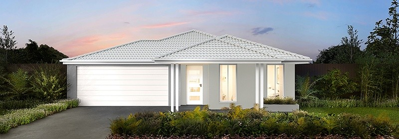Single storey Ashford 15 House design