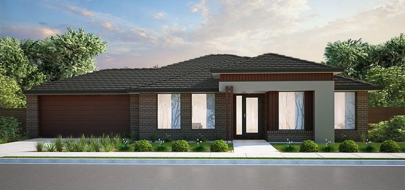 Single storey Lehmann House by Burbank Homes SA