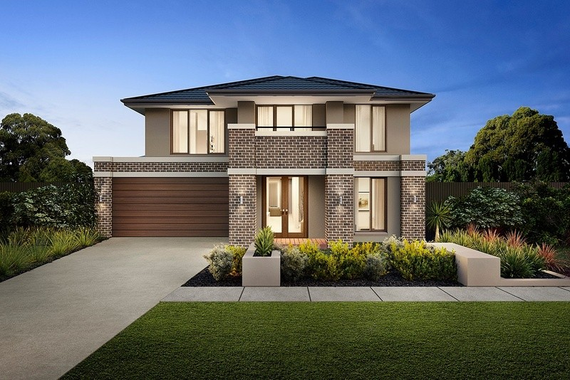 Double storey Sorrento Retreat House by Carlisle Homes