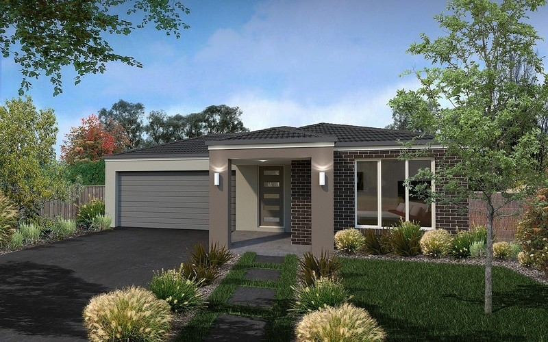 Single storey Savvy 34 House by U Homes