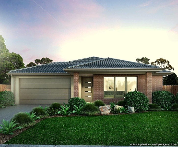 Single storey Barwon House design