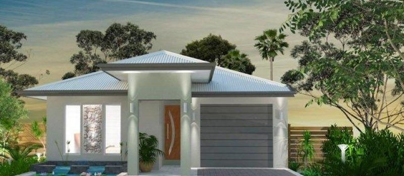 Single storey Cottesloe 151 House by Jazz Homes