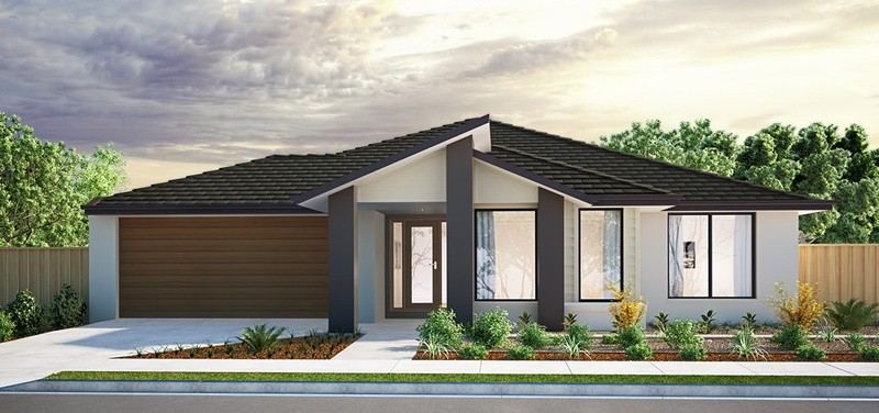 Single storey Graceville House by Burbank Homes QLD