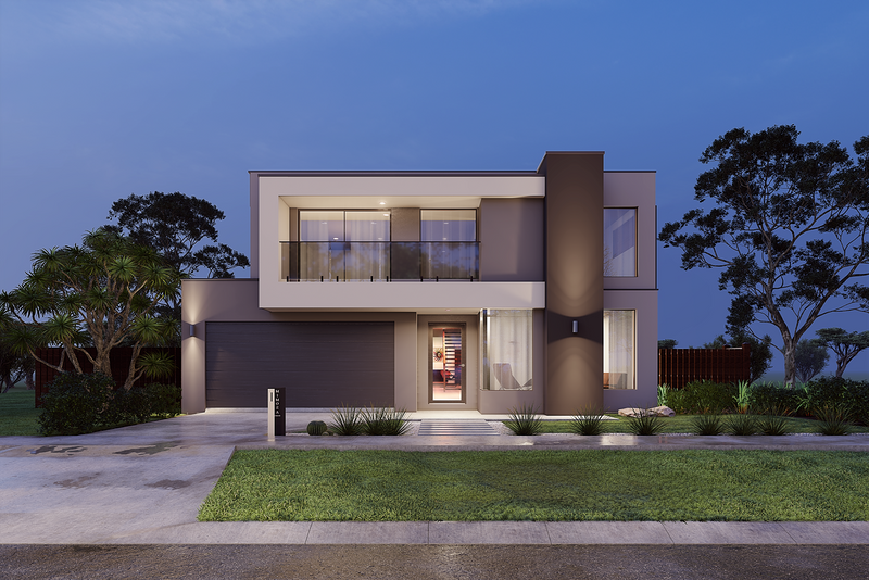 4 beds, 2 baths, 2 cars, 42.40 square facade