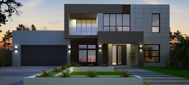 SJ Builders home design
