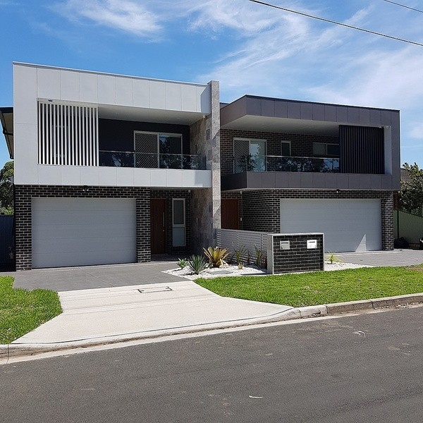 Double storey Dual Occupancy design