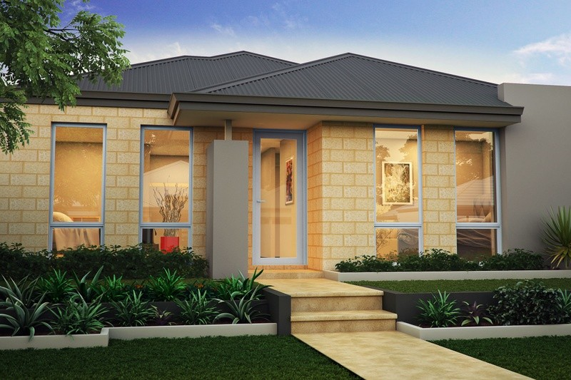 Single storey The Hunter House by Smooth Start