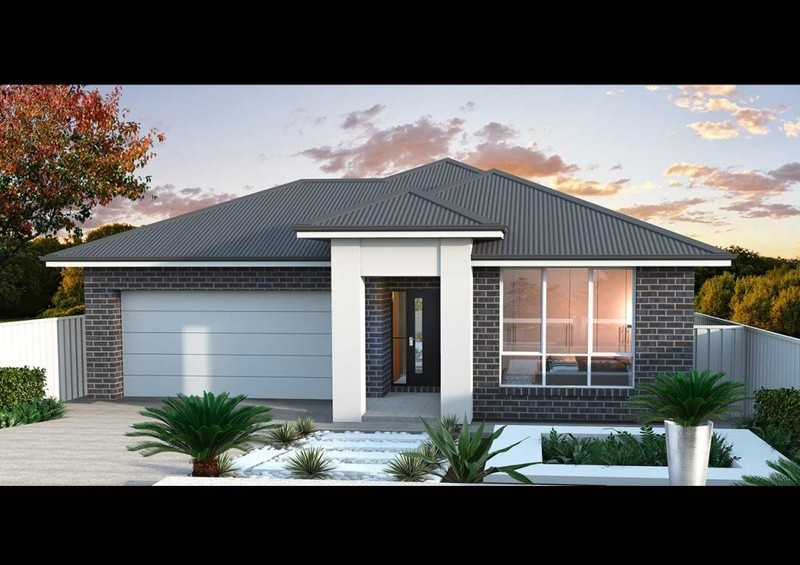 Single storey FS 200 House by Affordable Family Homes SA