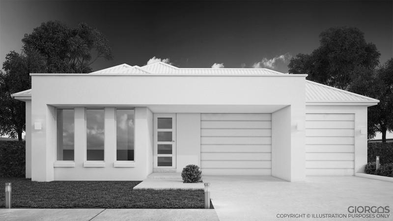 Single storey Cerus House by GIORGOS™