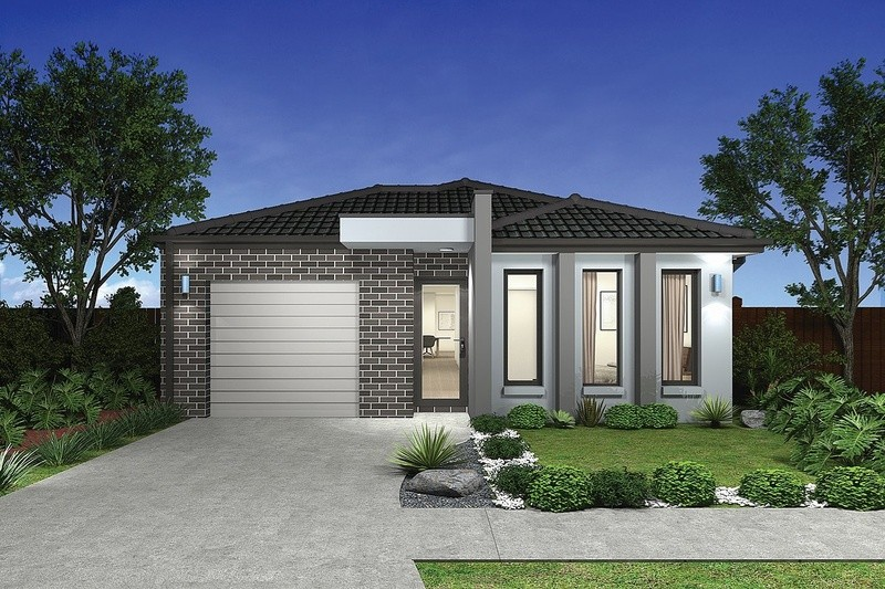 Single storey Trentham 170  by Mimosa Homes