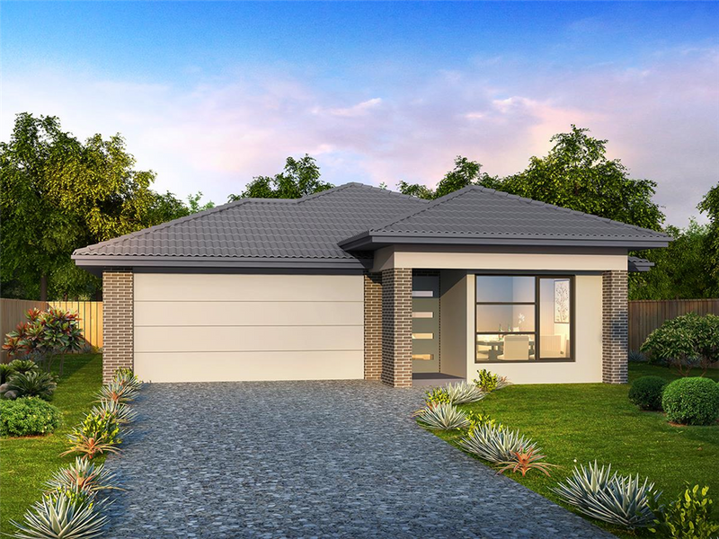 Single storey Daintree 28 House by Orbit Homes
