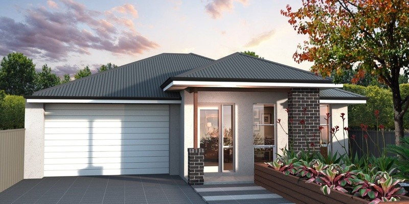 Single storey RF 220 House by Affordable Family Homes SA