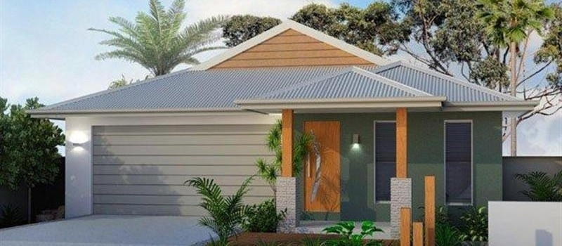 Single storey Manly 221 House by Jazz Homes