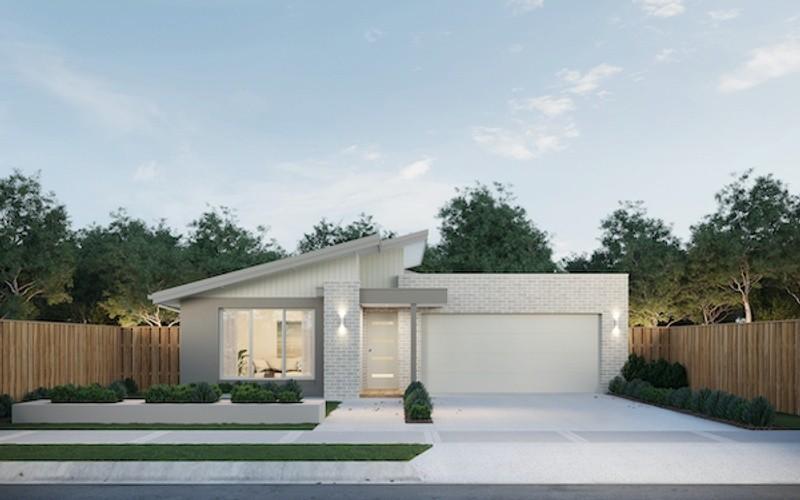Single storey Kiama 226 House by Fairhaven Homes