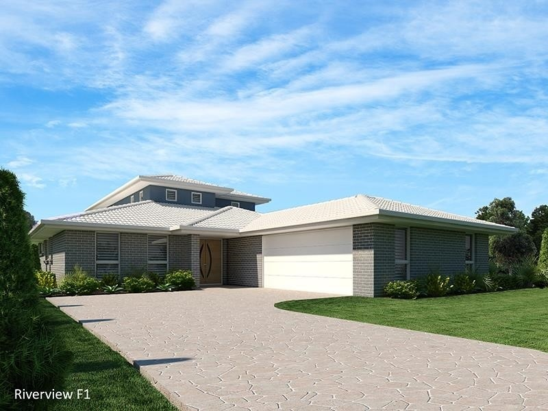 Double storey Riverview 350 - F1 House by Integrity New Homes