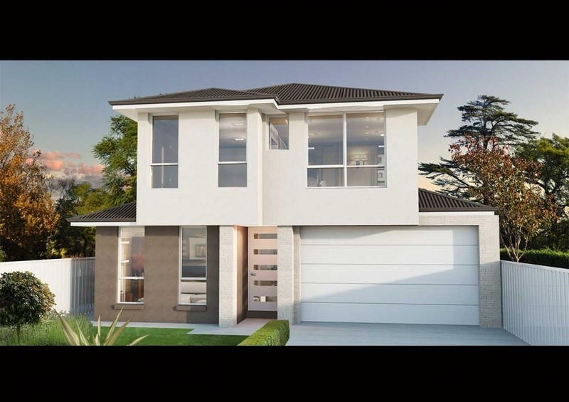 Double storey TS 185 House by Affordable Family Homes SA
