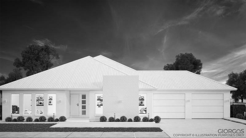 Single storey Hermes House by GIORGOS™