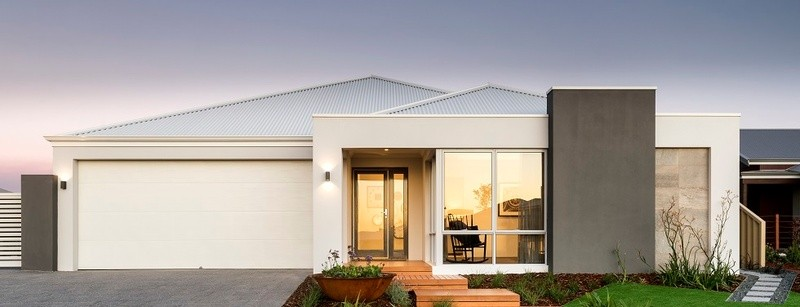 Single storey The Cascade House by Commodore Homes
