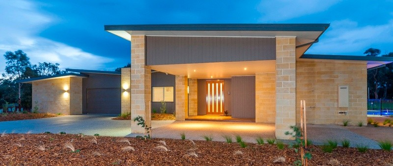 Single storey A38 House by Pivot Homes