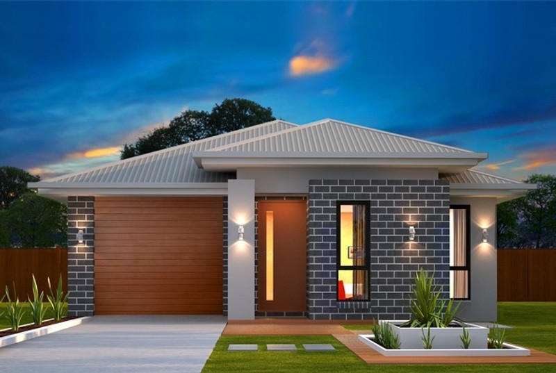 Single storey Tango House by Rivergum Homes SA