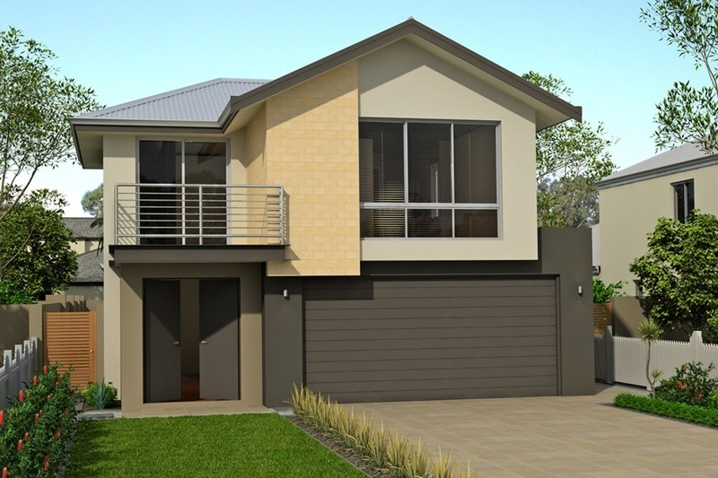 Double storey THE HANWOOD House by Renowned