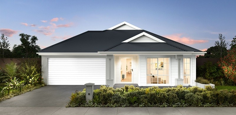 Single storey Florence 25 House by Aston Homes