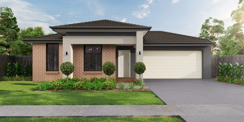 Single storey Dynamic 24 House by U Homes