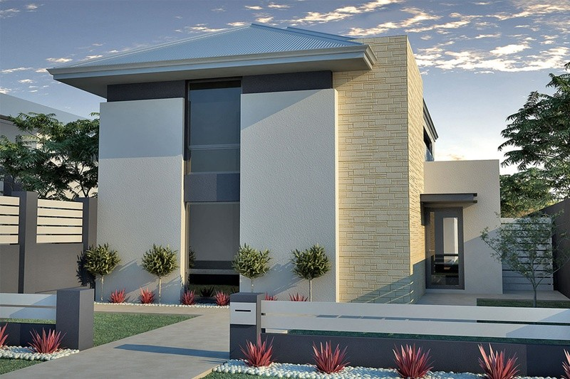 Double storey THE ALLENDALE House by Renowned