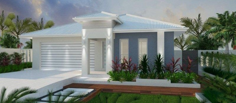 Single storey Casuarina 216 House by Jazz Homes