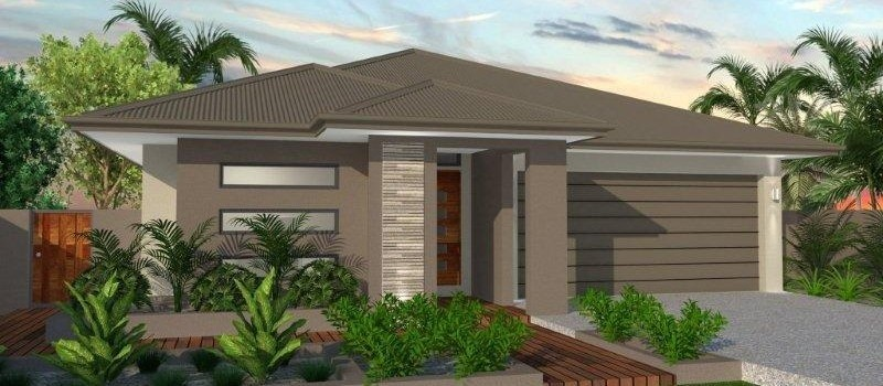 Single storey Coolum 233 House by Jazz Homes