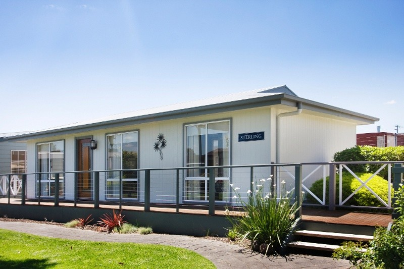 Single storey Sterling Granny Flat by Premier Homes