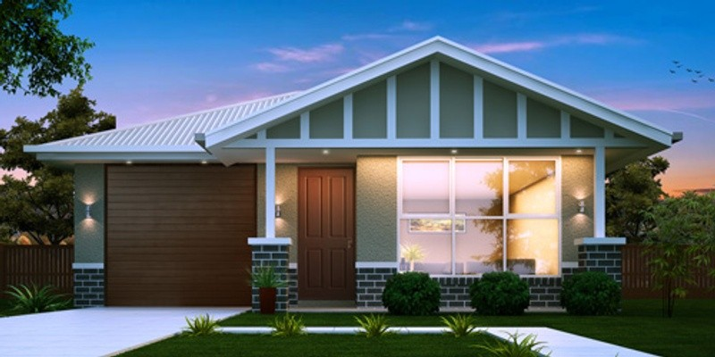 3 beds, 2 baths, 2 cars, 23.04 square facade