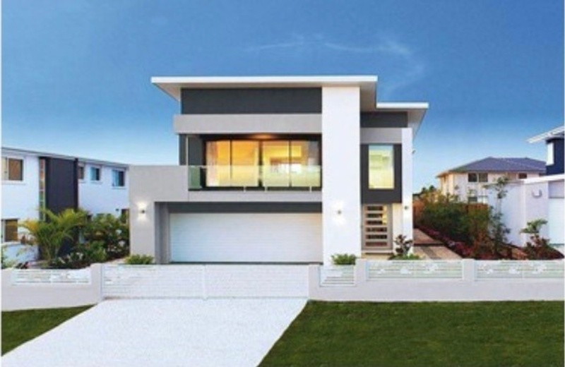 Double storey Bayside House by Homes4You Queensland