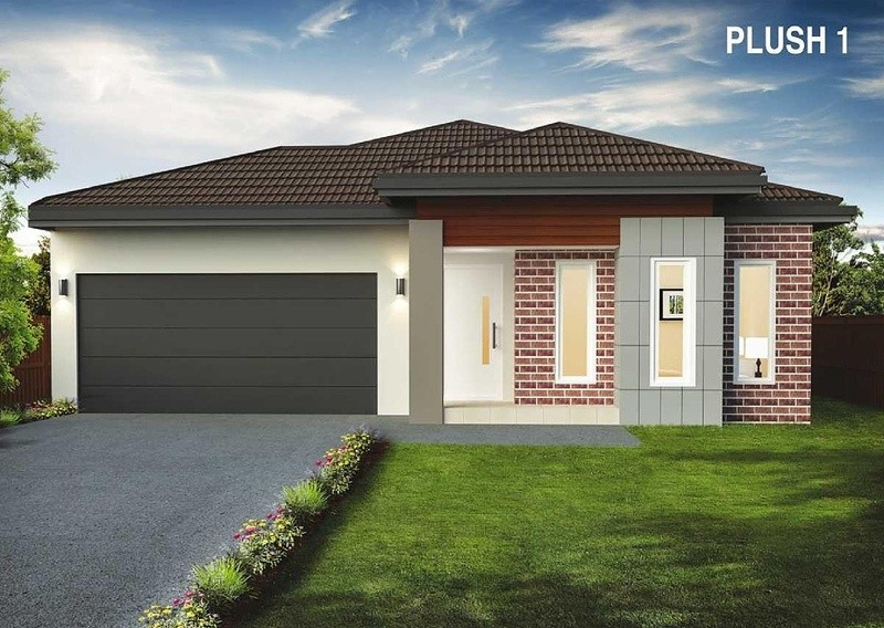 Single storey Fusion 23 House by U Homes