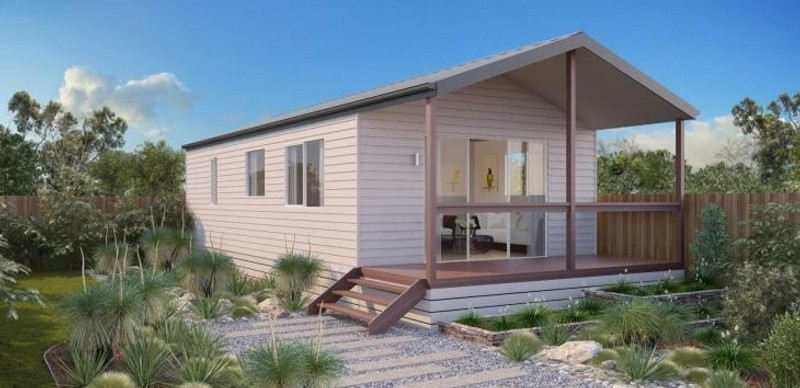 Single storey The Bells Granny Flat by Todd Devine Homes