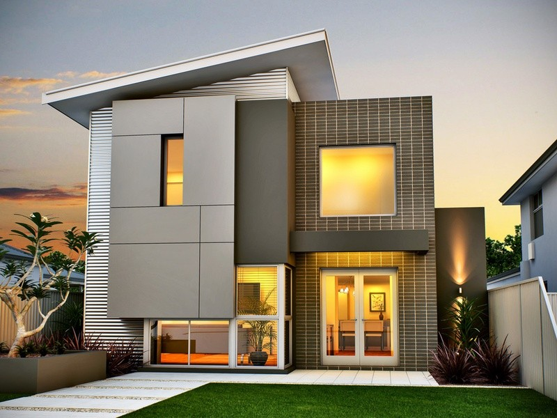 Double storey THE ANGROVE House by in-vogue