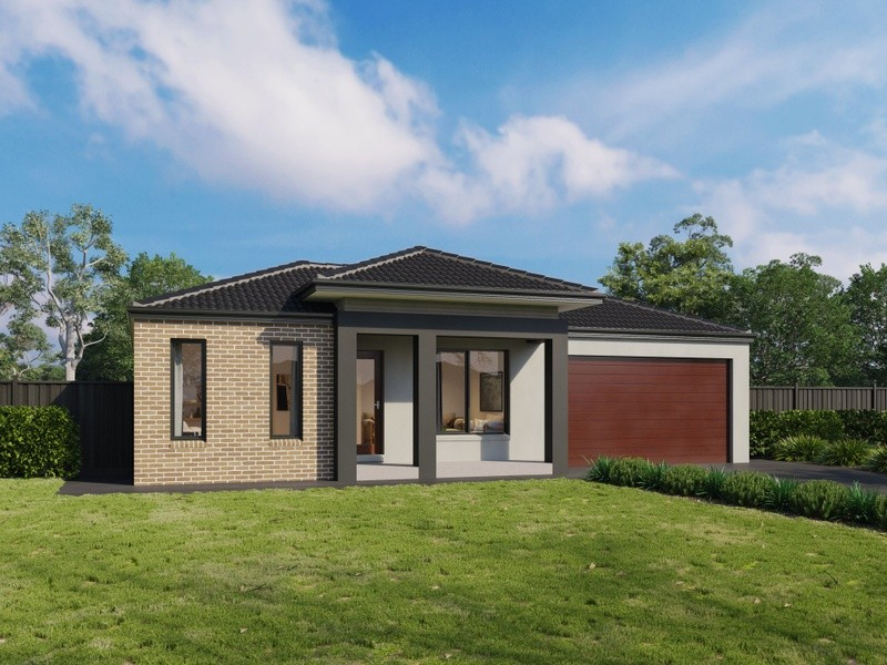 Single storey Warsaw House by Chatham Homes