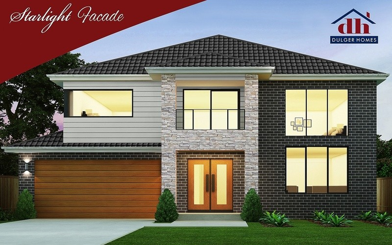 Double storey Kennedy House design