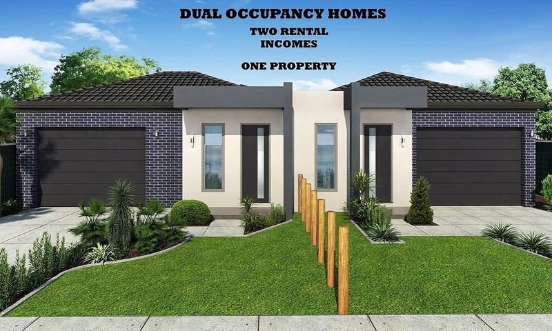 Single storey Dual Occupancy Single Storey Dual Occupancy by Online Homes