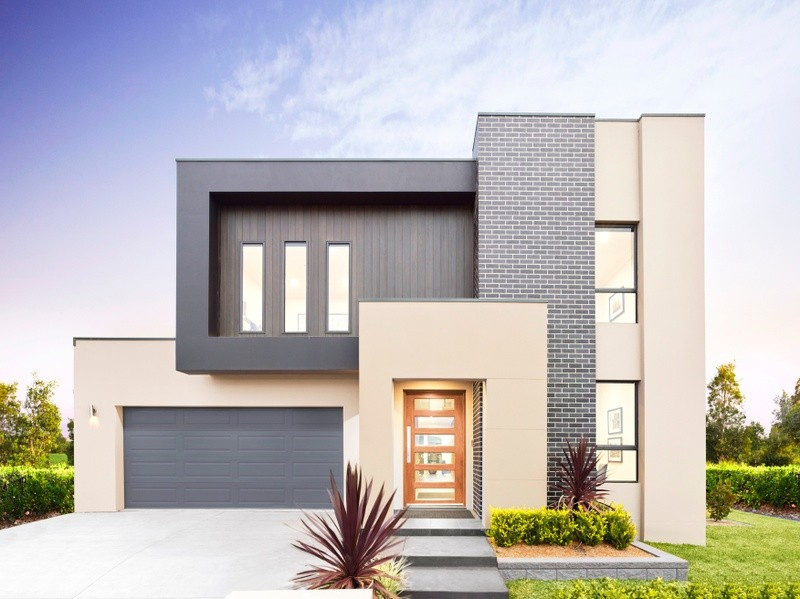 Double storey Astoria 39 House by Better Built Homes